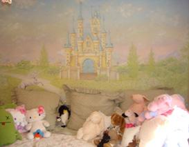 Custom Children's Theme Room