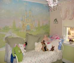 Custom Children's Theme Room