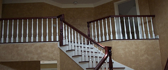 Decorative Finishing plaster tex