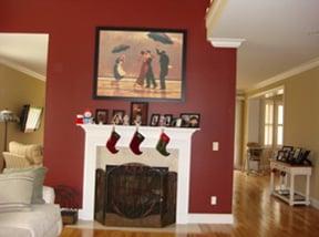 Interior painting huntington